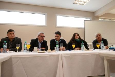 Nueva reunión del COMIREC con foco en la contaminación del aire y el agua