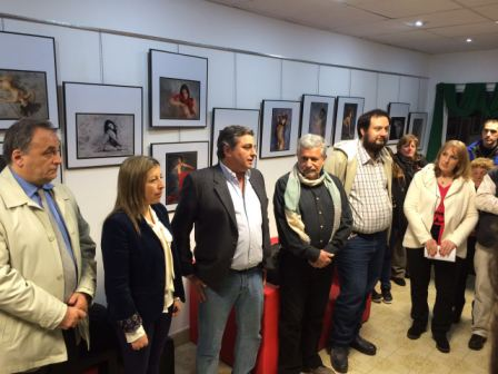 El Foto Club Tigre inauguró su nueva sede en el centro del distrito