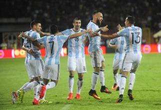 Argentina la pasó mal, pero con garra se trajo un valioso empate de Venezuela