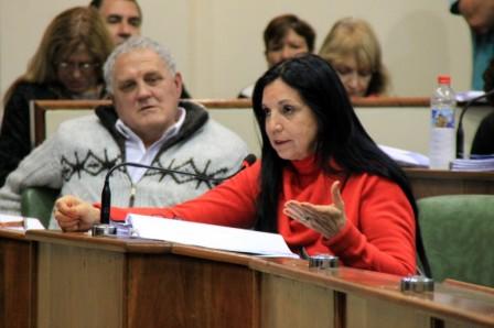 Durrieu criticó el proyecto de modernización que se aprobó en el HCD de San Isidro