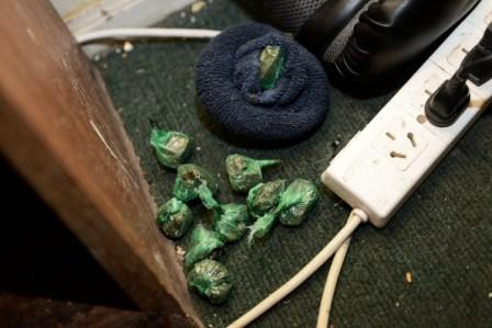 Detienen en Tigre a dos comerciantes de drogas