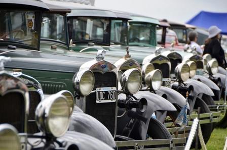 """El Club Amigos del Ford A celebra por primera vez en la Argentina el """"Día Internacional del Ford A"""" el próximo sábado 10 de septiembre de 10:00 a 13:00 hs en el Paseo de la Costa de Vicente López, calle Laprida y el río."""