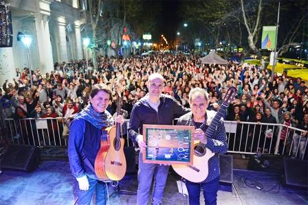 San Fernando disfrutó del 20° Encuentro Nacional de Artesanos