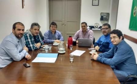 En la reunión participaron los concejales de San Isidro Fabián Brest, Leandro Martín y Juan Ottavis, y por Vicente López Joaquín Noya, Lorenzo Beccaria y Rubén Volpi.