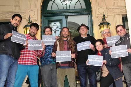Artistas de San Fernando piden regularizar la situación de los espacios artísticos independientes
