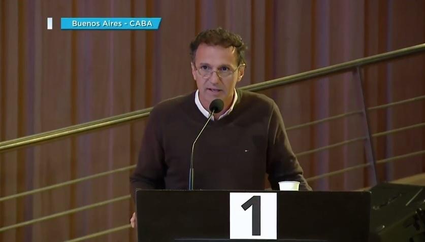 """Katopodis en la Audiencia Pública: """"El gobierno tenía muchos caminos y eligió cumplir con una planilla de Excel"""""""