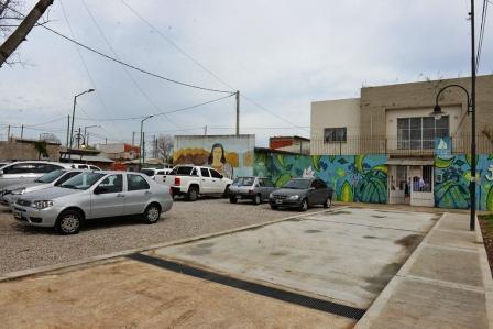 Concluyó otra obra municipal en uno de los jardines de infantes más importantes de San Fernando