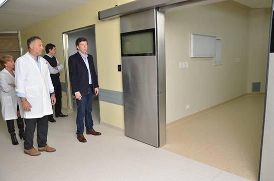 Modernizan los siete quir�fanos del Hospital Central de San Isidro