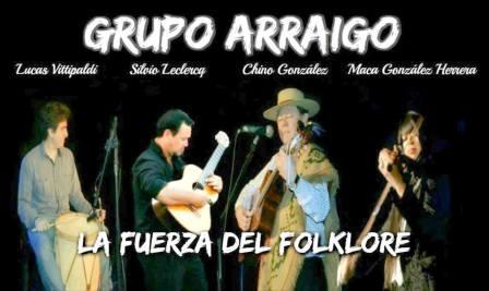 El Grupo Arraigo presenta �Memorias del Pueblo�