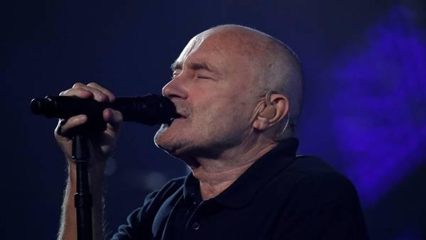 Phil Collins y Rod Stewart, los favoritos de los argentinos