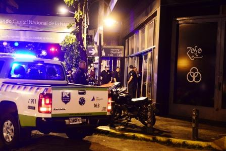 El Municipio de San Fernando realizó controles a locales con actividad nocturna