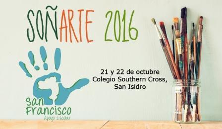 En los próximos días el público podrá visitar la tercera edición de SoñARTE, la muestra a beneficio, que desde 2014 reúne a pequeños y grandes artistas que dan lo mejor de sí para crear juntos increíbles de arte.