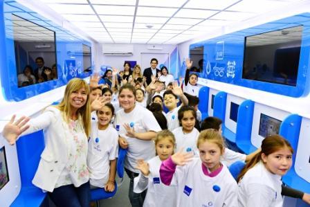 Los Centros Educativos Municipales de San Fernando enseñan a cuidar el agua