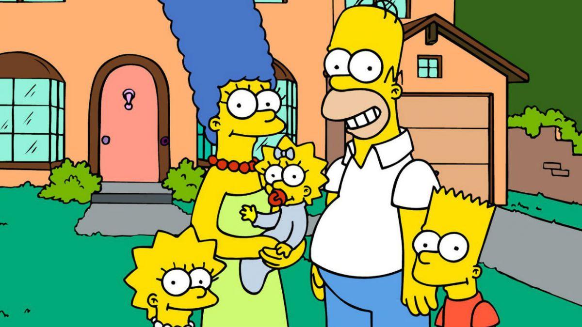 Los Simpson siguen batiendo records, van por su 30a temporada