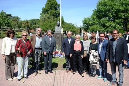 Don Torcuato celebró 89 años de historia