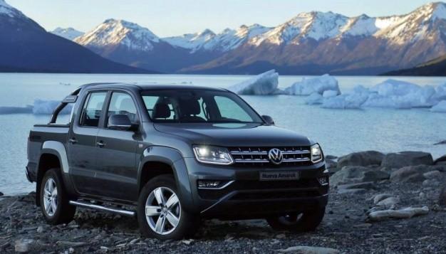 La nueva Volkswagen Amarok actualiza su estética y contenidos