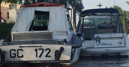 Hallaron a una pareja muerta a bordo de un yate en el Delta ()