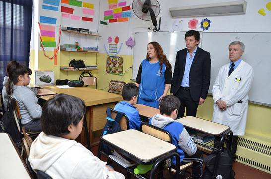 El programa de meditación en escuelas de San Isidro ya se replica en todo el país