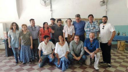 Funcionarios del Ministerio de Educación visitaron colegios de Tigre