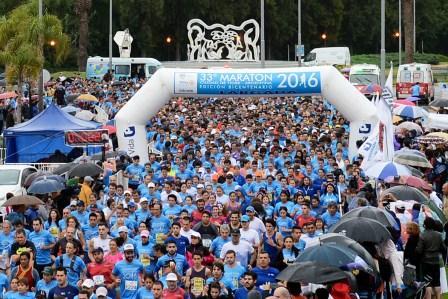 """Ya llega la 34° Maratón """"Ciudad de Tigre"""""""