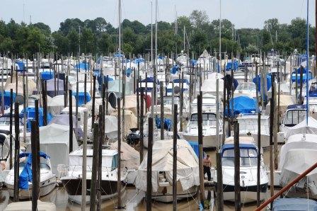Arba profundiza acciones para regularizar la situación de propietarios de embarcaciones