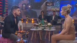 Agredieron a Fede Bal en un confuso episodio en plena calle protagonizado por su novia Laura Fernández y un automovilista