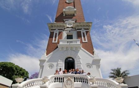 Últimos días de vacaciones para recorrer y disfrutar de la Torre Ader