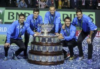 Argentina fue invitada por la ITF para la fase final de la nueva Copa Davis