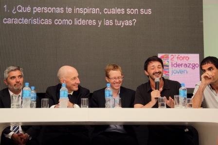 Se celebró la segunda edición del Foro Liderazgo Joven en Vicente López