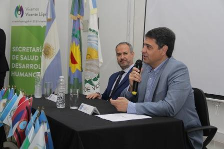 Quinta Asamblea Anual de COFEDRO en Vicente López