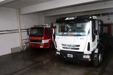 El Municipio de Tigre entregó nuevo equipamiento para los Bomberos
