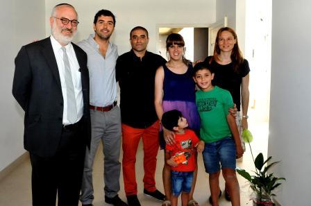 119 familias recibieron sus viviendas en el desarrollo Procrear de Tigre