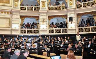 La Legislatura bonaerense sancionó la ley fiscal impositiva con un 36 % de aumento en el impuesto inmobiliario