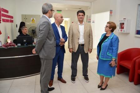 Jorge Macri firmó un convenio con Nación para crear un centro de formación para sindicalistas y empresarios