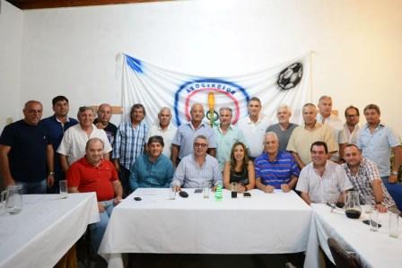 La Asociación de Clubes de Tigre cerró el año con un encuentro de camaradería