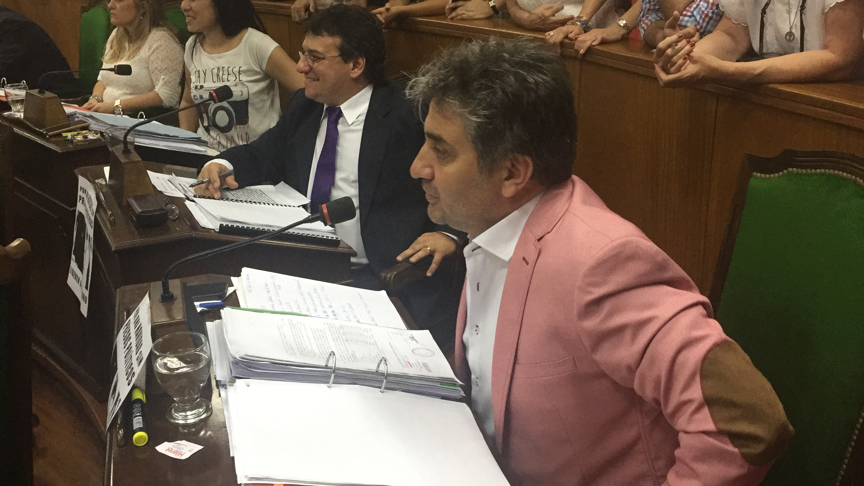 El concejal Lorenzo Beccaria habló sobre la sesión por el presupuesto 2017 para Vicente López