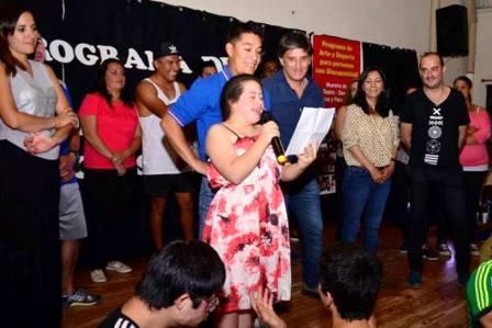 Deporte y Arte Inclusivo de Tigre despidió el año con una fiesta