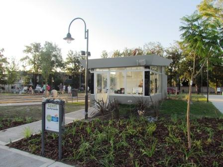 Luis Andreotti inauguró el parque más grande de San Fernando