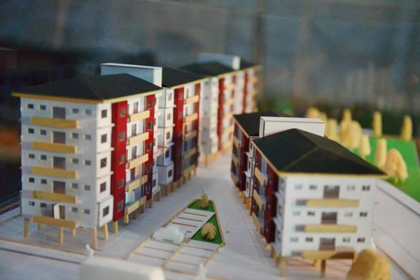 SUTEBA comenzó a construir nuevas viviendas en San Fernando.