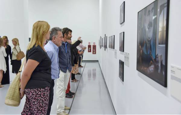 La Provincia inauguró la muestra internacional de la World Press Photo en Mar del Plata.