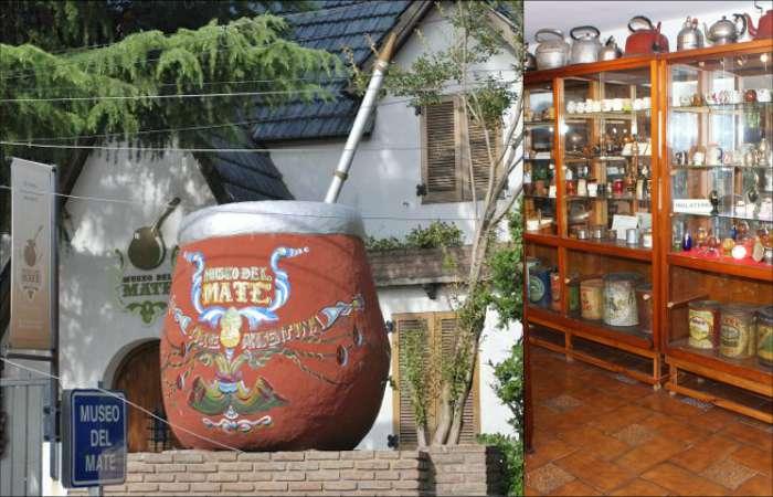 Museo del Mate, parada obligada este verano en Tigre