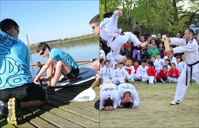 Escuelas municipales deportivas, una oportunidad para iniciarse en una nueva disciplina en el verano.
