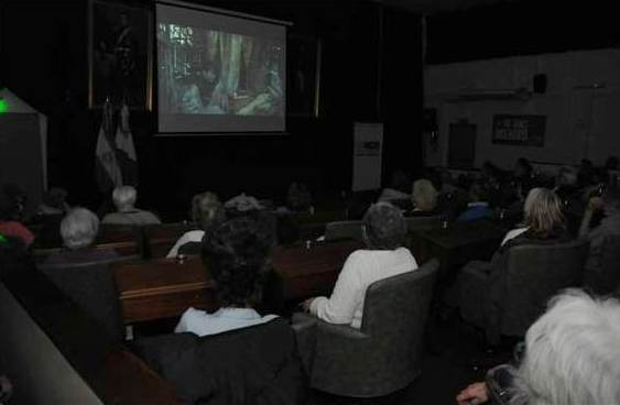 El ciclo de cine del HCD de San Isidro continuó con éxito durante 2016.