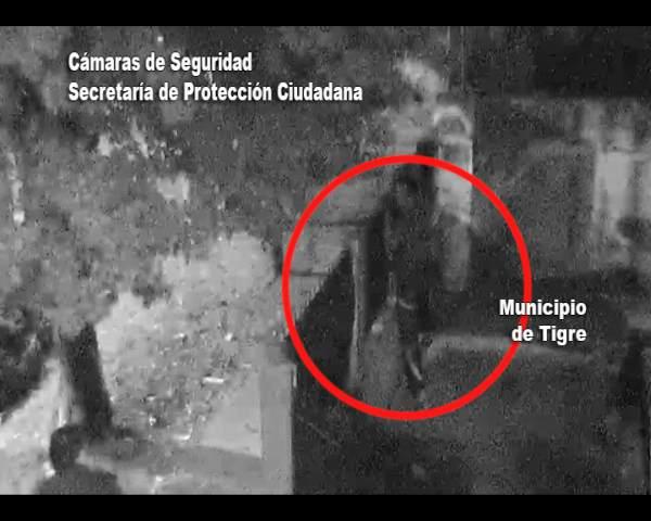 Vecino empleó el sistema Alerta Tigre para impedir un robo en su casa.