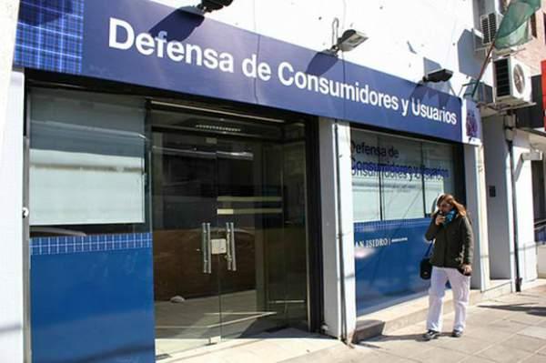 En 2016 se recibieron más de 1.500 reclamos en defensa del consumidor de San Isidro