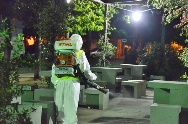 San Fernando sigue trabajando para prevenir el dengue.