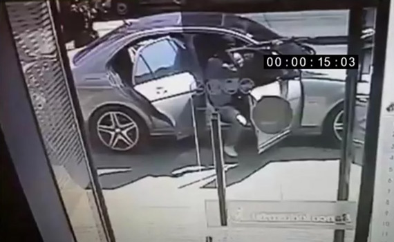 Robo exprés en un banco en Tigre: en 30 segundos se roban 750 mil pesos