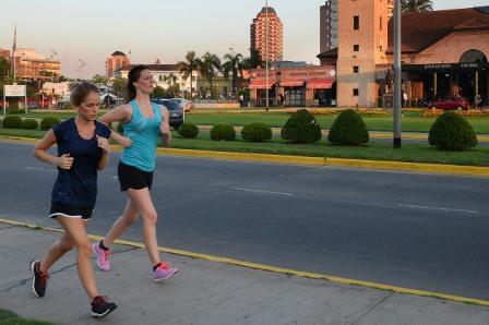 Todos los beneficios del running, una de las prácticas favoritas en Tigre