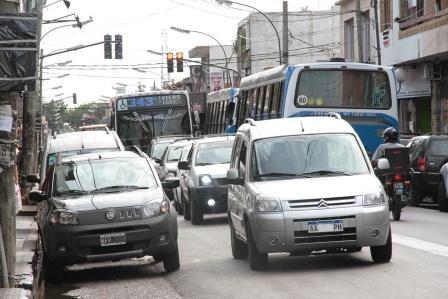 Cambios de circulación para las calles Vélez Sarsfield y  Carlos Villate en Munro