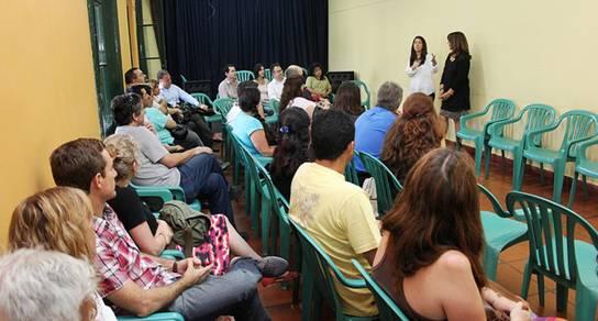 Más de 300 personas participaron de los encuentros sobre adopción en San Isidro